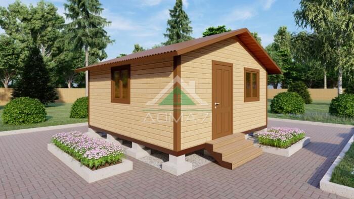 Садовый домик 5х5 недорого в ТУЛЕ
